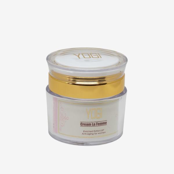 感謝月:Cream La Femme (50ml)