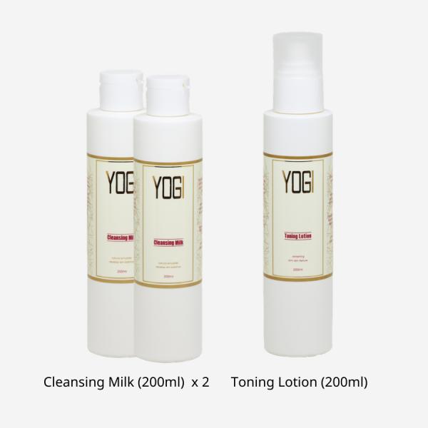 2月精選:(2)Milk + (1)Tonic (200ml)