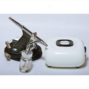 O2 Serum + Air Compressor Set